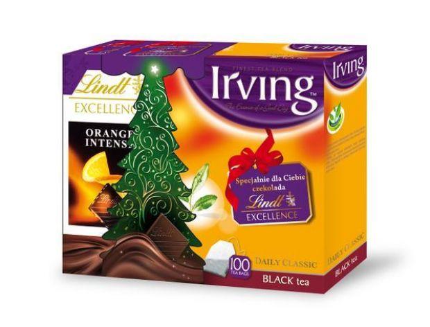 Zestawy świąteczne herbat Irving