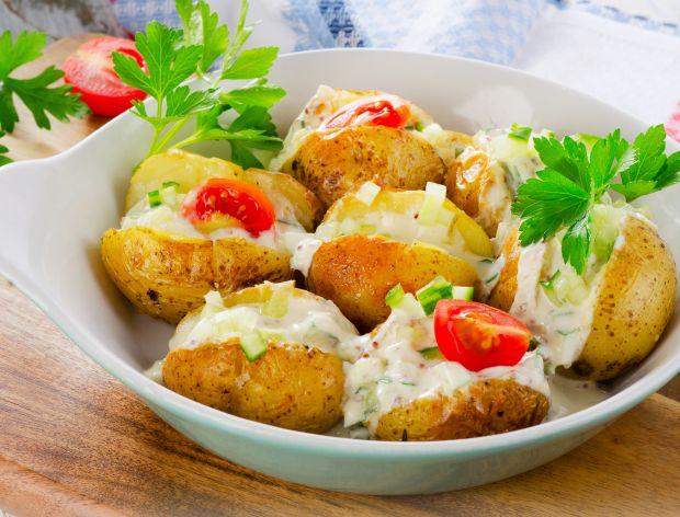 Jak upiec ziemniaki w mundurkach?