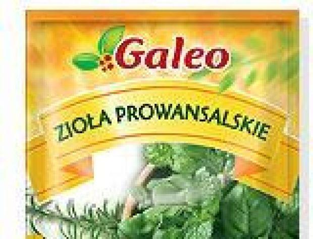 Zioła prowansalskie Galeo
