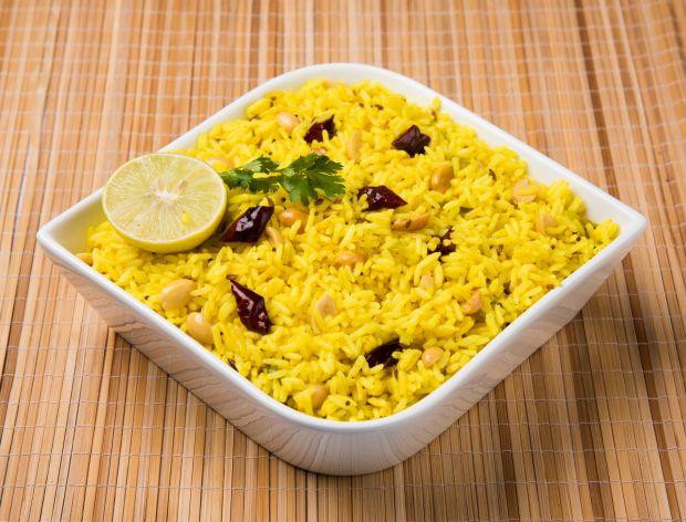 Jak zabarwić ryż naturalnymi metodami?