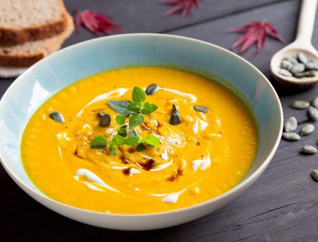 Zupy z dyni - najlepsze przepisy