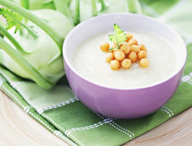 Jak zrobić zupę z kalarepy?