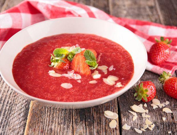 Zupa owocowa na letnie dni
