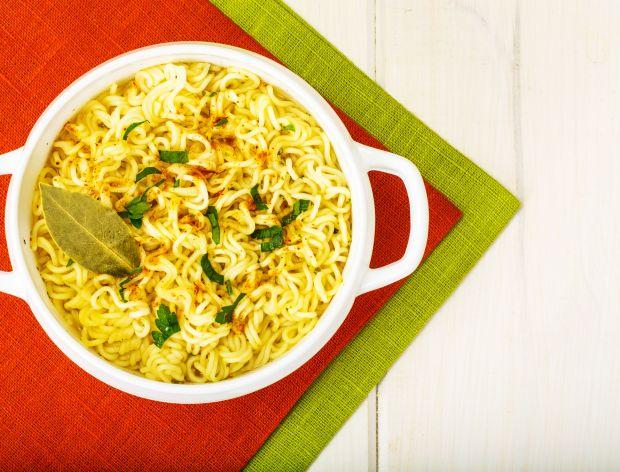 Skąd wzięły się zupki chińskie?