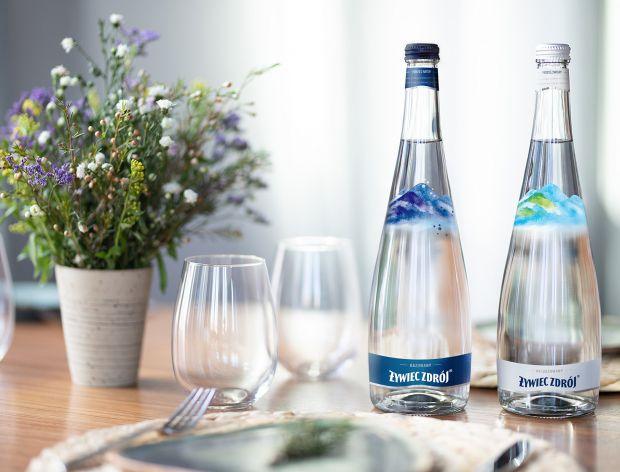 Woda Żywiec Zdrój w szklanej butelce już dostępna!