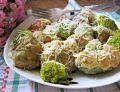Brokuły w panierce z serem