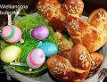 Bułeczka Wielkanocna idealna do święconki