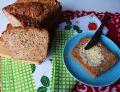 Chleb z ziarnami na kefirze