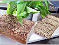 Chleb za słonecznikiem na zakwasie