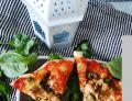Domowa pizza na domowym sosie