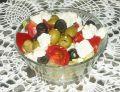 Grecka sałatka na imprezkę