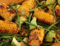 Grillowana sałatka kukurydziana