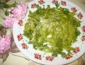Groszek cukrowy w łupince podsmażony do obiadu
