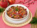 Kolorowa surówka z kapusty pekińskiej