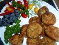 Kotlety jaglane z selerem i marchewką