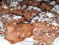 Kudłacz jabłkowy w czekoladzie