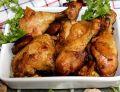 Kurczak pieczony w rękawie z figami