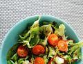 Lekka sałatka z burakiem i pomidorkami