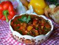 Marhapörkölt czyli gulasz węgierski z wołowiną