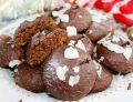 Miękkie pierniczki kokosowo-jaglane w czekoladzie