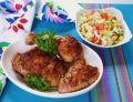 Mięso z kurczaka z nutką imbiru