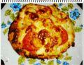Mini pizze Eli z krewetkami