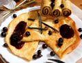 Omlet biszkoptowo-waniliowy
