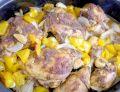 Pałki kurczaka pieczone z papryką i czosnkiem