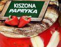 Papryka kiszona z czosnkiem i kminkiem