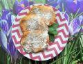 Placuszki orkiszowo - ryżowe z miodem