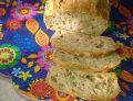 Podwójnie orkiszowy chlebek ze słonecznikiem