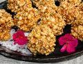 Popcornowe szyszki z solonym karmelem