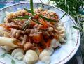Potrawka z królika ze świeżym rozmarynem