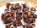 Pralinki czekoladowe z płatków śniadadaniowych