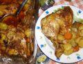 Pyszne udka czyli danie jednoworkowe z piekarnika