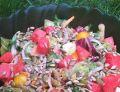 Sałatka z arbuzem, fetą i oliwkami
