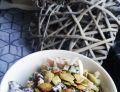 Sałatka z Kalettes z prażonymi pestkami dyni