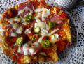 Śniadaniowy omlet z otrębami