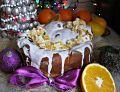 Świąteczny zawijaniec z piernikowym lemon curd