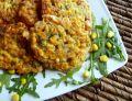 Szybkie placuszki z kukurydzy konserwowej