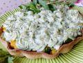 Tarta warzywna z kalafiorową koroną