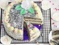 Tort Piegusek z kremem budyniowym