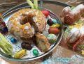 Wielkanocna babka z czekoladą