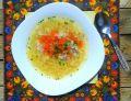 Zupa rybna z makaronem `la Igraszki Losu