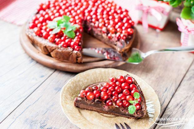 3 składnikowe ciasto Nutella