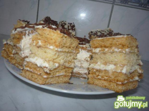 4 warstwy ciasta