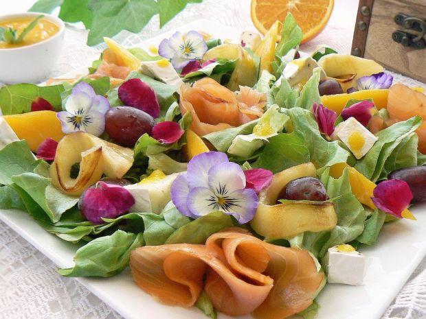 7 kolorowych sałatek na wiosnę