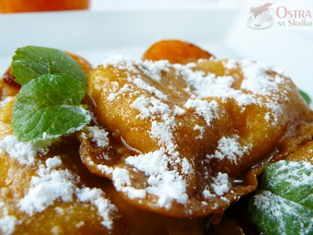 Agnolotti Suzette ( z Cointreau i pomarańczami )
