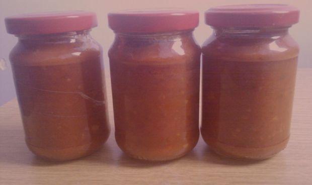 Ajwar czyli sos z papryki i bakłażanów