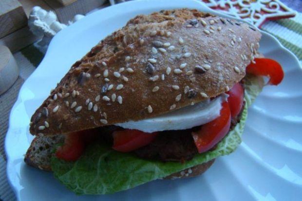 Ala hamburger - zdrowy